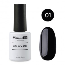 Гель-лак Maestro nails №01 - 10 мл