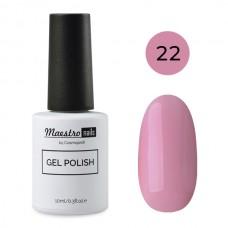 Гель-лак Maestro nails №22 - 10 мл