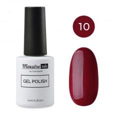 Гель-лак Maestro nails №10 - 10 мл