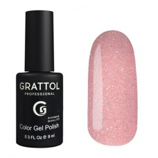 Grattol Color Gel Polish OS Оpal 03, 9 мл