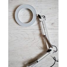 Лампа настольная кольцевая Led
