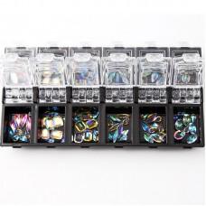 Кристаллы для дизайна ногтей